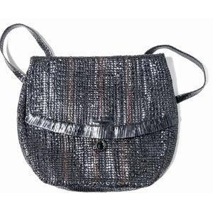 Helen Kaminski Ladies Black Edo Shoulder Bag